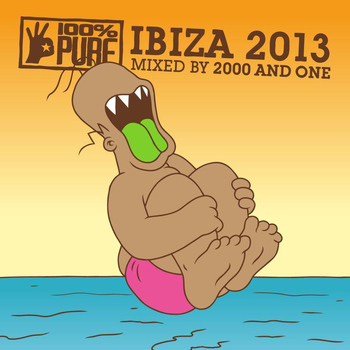 2000 And One - 100% Pure Ibiza 2013