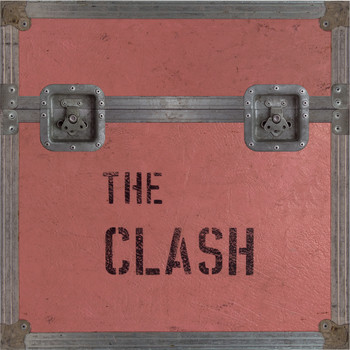 The Clash - 5 Studio Album Set