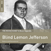 Blind Lemon Jefferson - Rough Guide To Blind Lemon Jefferson