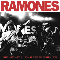 Ramones - Live January 7, 1978 At The Palladium, NYC
