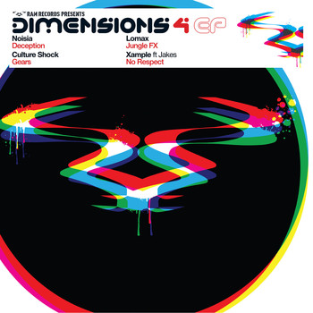 Various Artists - Dimensions 4 EP