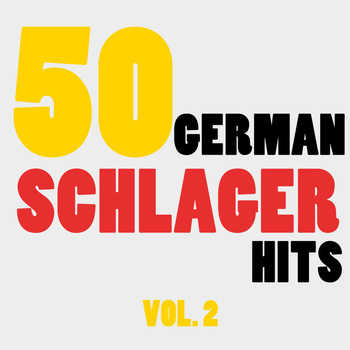 Various Artists - 50 German Schlager Hits, Vol. 2