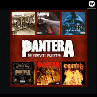 Pantera - The Pantera Collection