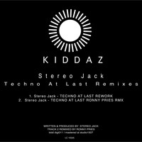 Stereo Jack - Techno At Last Remixes