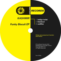 Kashmir - Funky Biscuit EP
