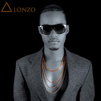 Alonzo - The Love Turn Around