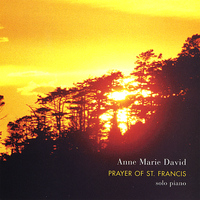 Anne Marie David - Prayer of St. Francis