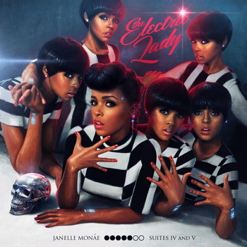 Janelle Monáe - The Electric Lady