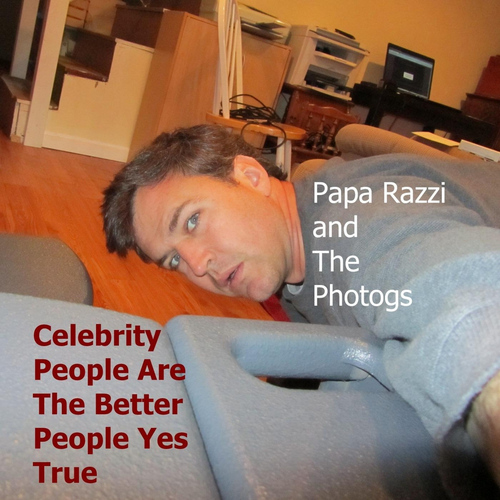 Papa Razzi and the Photogs MP3 Track Jensen Ackles, Great Man (Original)