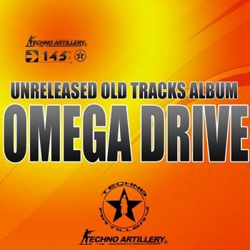 Omega Drive - Unreleased Old Tracks Album