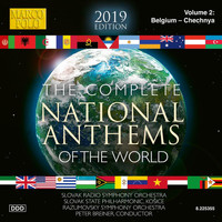 Slovak Radio Symphony Orchestra - The Complete National Anthems of the World (2013 Edition), Vol. 2