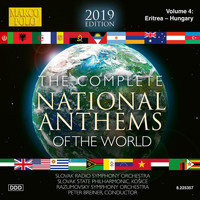 Slovak Radio Symphony Orchestra - The Complete National Anthems of the World (2013 Edition), Vol. 4