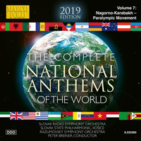 Slovak Radio Symphony Orchestra - The Complete National Anthems of the World (2013 Edition), Vol. 7