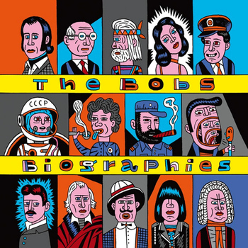The Bobs - Biographies