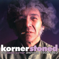 Alexis Korner - Kornerstoned - The Alexis Korner Anthology 1954-1983