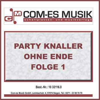 Various Artists - Party Knaller ohne Ende, Folge 1