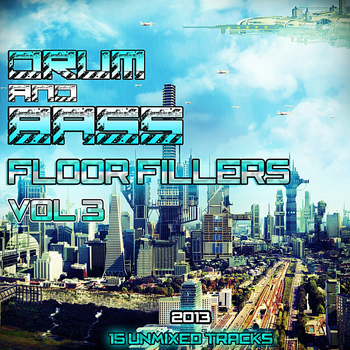 Various Artists - Drum & Bass Floor Fillers 2013 Vol.3