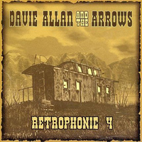 Davie Allan & The Arrows - Retrophonic 4