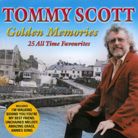 Tommy Scott - Golden Memories