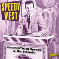 Speedy West - Jammin' with Speedy & His Friends
