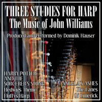 Dominik Hauser - Three Studies for Harp: The Music of John Williams