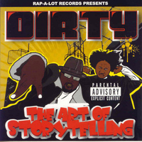 Dirty - The Art of Storytelling (Explicit)