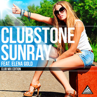 Clubstone feat. Elena Gold - Sunray (Club Mixes)