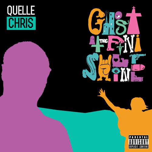 Quelle Chris MP3 Album Ghost at the Finish Line (Explicit)