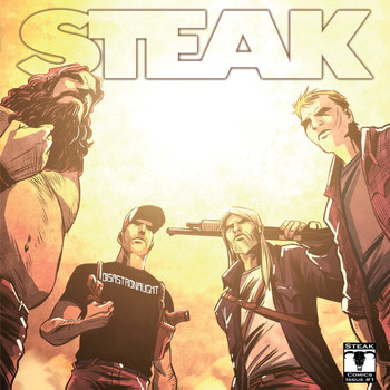 Steak - Disastronaught