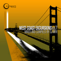 DJ MFR - West Coast Excursion Vol. 7 Mixed and Compiled by DJ MFR