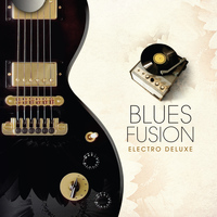 Various Artists - Blues Fusion - Electro Deluxe