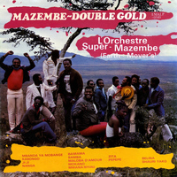 Orchestra Super Mazembe - Mazembe - Double Gold