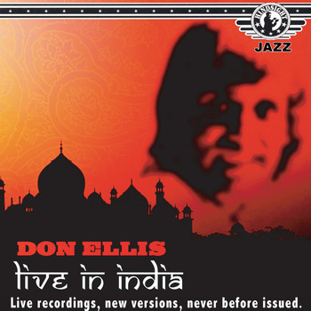 Don Ellis - Don Ellis - Live at the Jazz India Festival, 1978