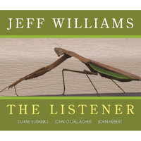 Jeff Williams - The Listener (Live)