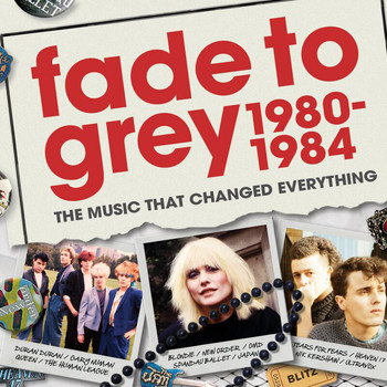 Various Artists - Fade To Grey 1980 - 1984 (Explicit)