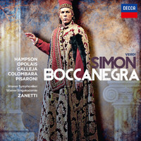Thomas Hampson - Verdi: Simon Boccanegra