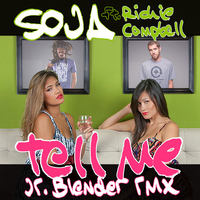 SOJA - Tell Me (feat. Richie Campbell) [Jr Blender Remix] - Single