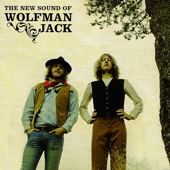 Wolfman Jack - The New Sound of Wolfman Jack