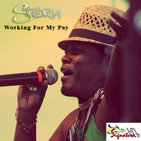 Storm - Working for My Pay - Single