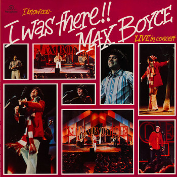 Max Boyce - I Know 'Cos I Was There!! (Live in Concert)