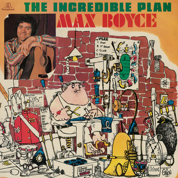 Max Boyce - The Incredible Plan