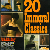 Johnny Logan - 20 Immoral Classics - For Adults Only
