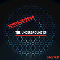Monstergetdown - The Underground EP