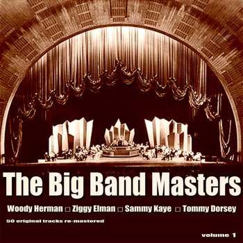 Various Artists - The Big Band Masters Volume 1