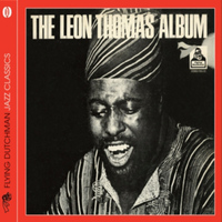 Leon Thomas - The Leon Thomas Album