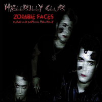 Hellbilly Club - Zombie Faces