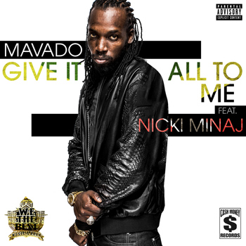 Mavado - Give It All To Me (Explicit)