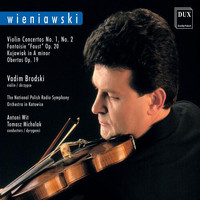 Antoni Wit - Wienawski: Violin Concertos Nos. 1 & 2, Fantaisie brillante on themes from Gounod's Faust, Kujawiak in A minor & Obertas