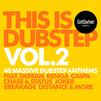 Various Artists - Getdarker Presents This Is Dubstep 2