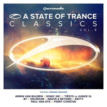 Armin van Buuren - A State Of Trance Classics, Vol. 8 (The Full Unmixed Versions)